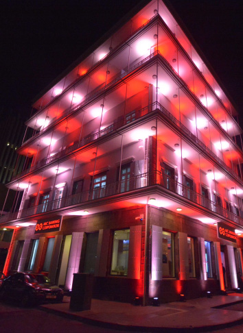 New Head Office of ABC Banking Corporation at WEAL House, Port Louis
